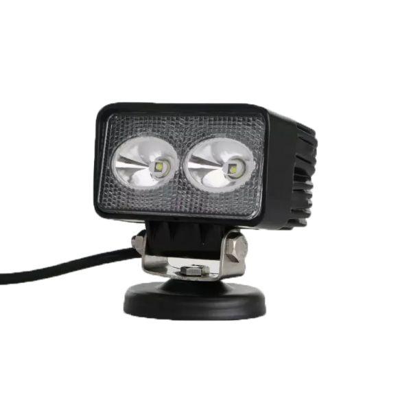 Прямоугольная cветодиодная LED фара направленного света 20W