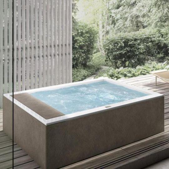 Hafro Minerva outdoor ванна 2MNA5D6 200 см 150 см