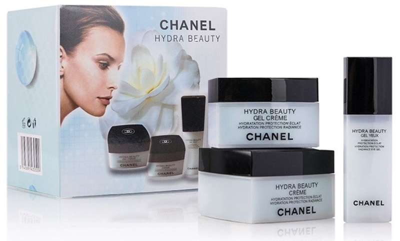 "Набор кремов Chanel ""Chanel Hydra Beauty"" 3 в 1"