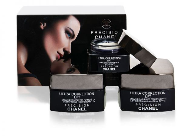 "Набор кремов Chanel ""Precision Ultra Correction Lift"" 3 в 1"
