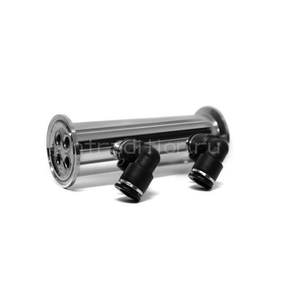 Мини-дефлегматор 1,5 дюйма, 130 мм