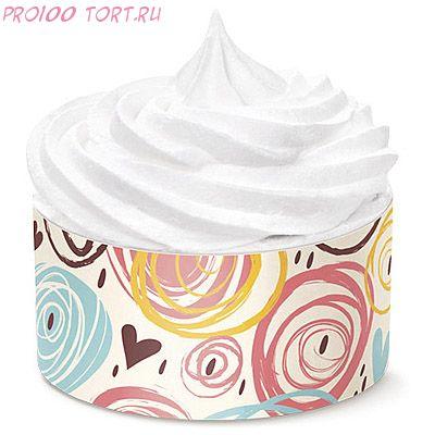 Лента бордюрная для торта КАПКЕЙК