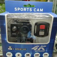 Экшн Камера Action Camera AUTHENTIC H9 4K с пультом ДУ