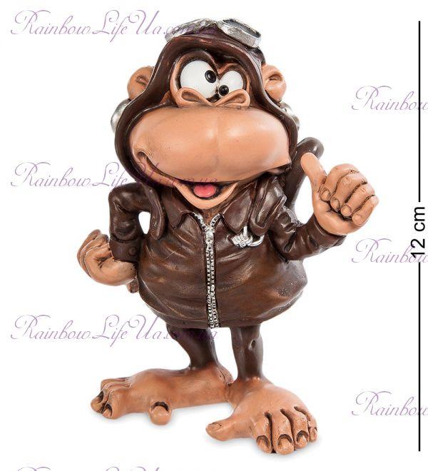 """Фигурка обезьяна летчик """"W.Stratford"""""""