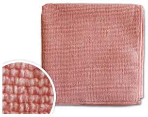 Салфетка эконом 32 х 31 см розовая