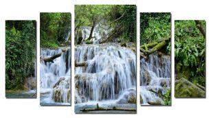 Лесной водопад 2