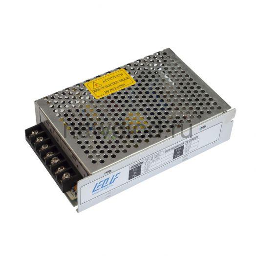 Блок питания интерьерный ELF, 12В, 100Вт, компактный металлический перфорированный корпус