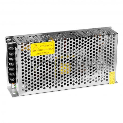 Блок питания интерьерный ELF, 12В, 350Вт, компактный металлический перфорированный корпус
