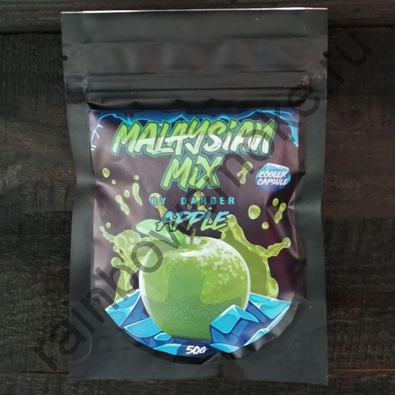 Смесь Malaysian Mix Medium 50 гр - Green Apple (Зеленое Яблоко)