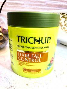 Trichup Маска для волос горячим маслом , против выпадения(Hair fall Control),500мл