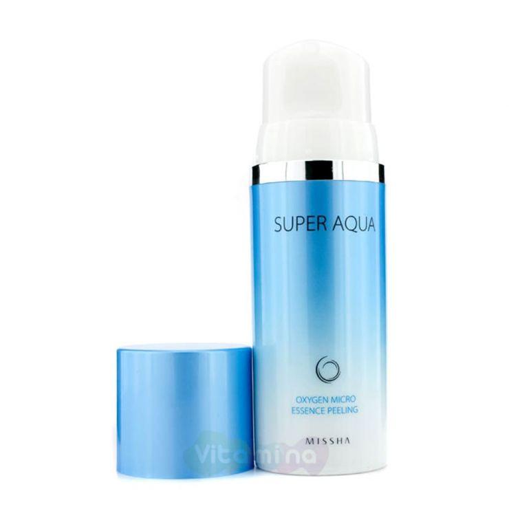 Missha Эссенция-пилинг Super Aqua Oxygen Micro Essence Peeling, 100 г
