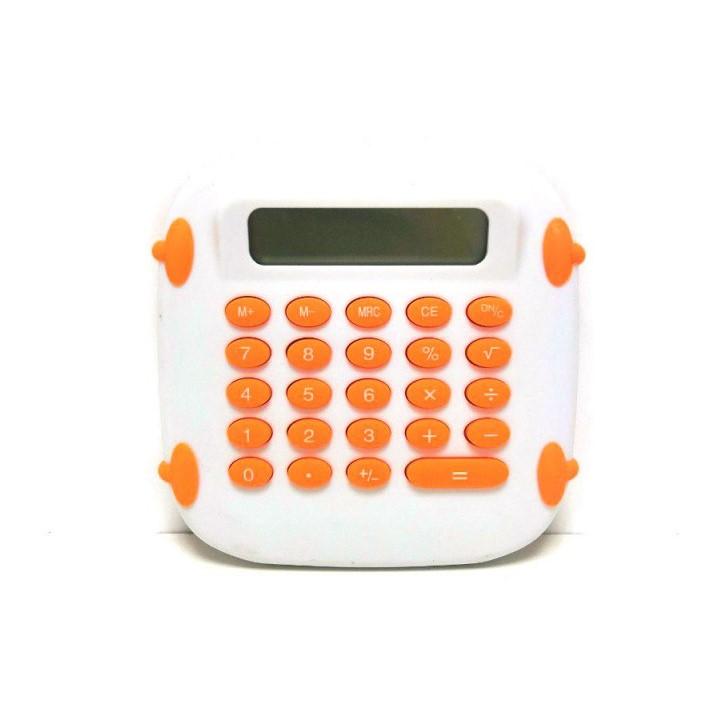 Карманный 8-разрядный калькулятор на батарейках Classe CLA-2804, цвет белый