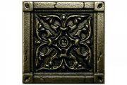 Метал. плитка BYZANTIUM 5.0х5.0 Bronze