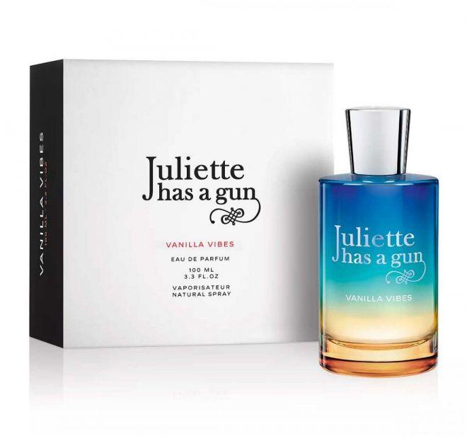 Juliette Has A Gan  VANILLA VIBES