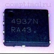 Микросхема NTMFS4937NT1G 4937N
