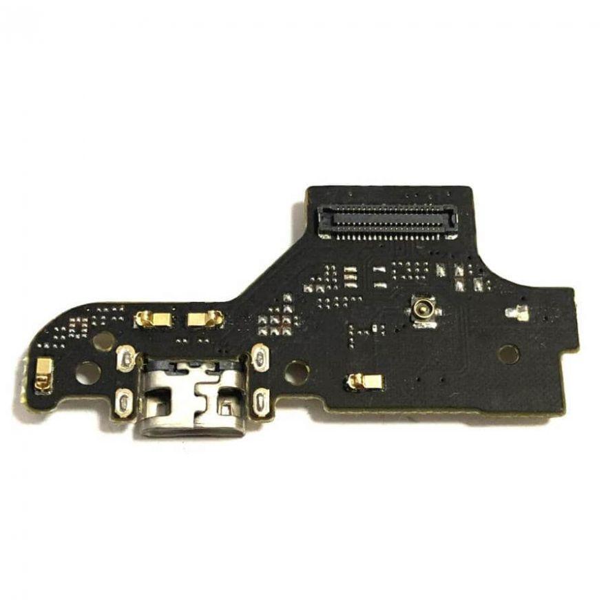 Нижняя плата с разъемом зарядки и микрофоном для Meizu M6T