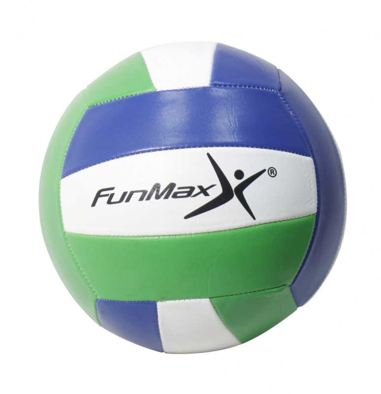 Мяч волейбольный FunMax, 22см