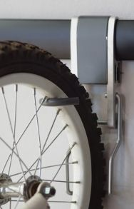 Крюк для вертикальной подвески велосипеда GSH58