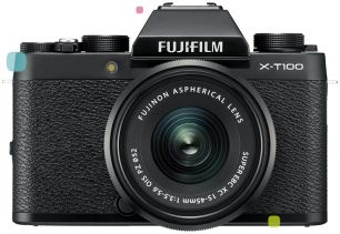 Fujifilm X-T100 Kit 15-45mm f/3.5-5.6 OIS PZ