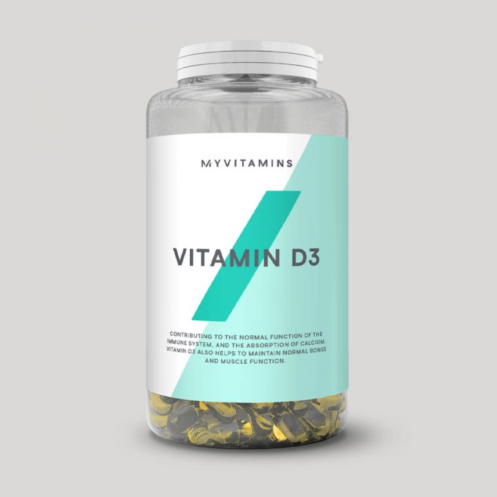 MyProtein- VITAMIN D3 2500IU