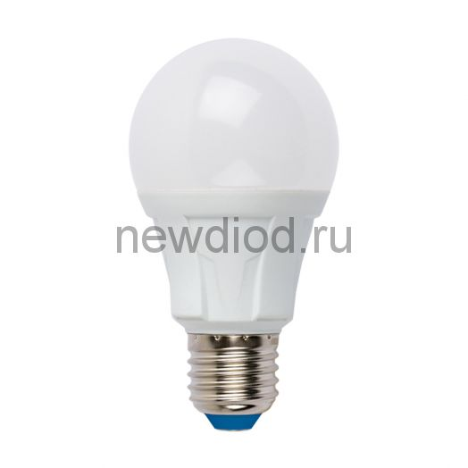Лампа светодиодная LED-A60 12W/DW/E27/FR 6500K яркая Uniel