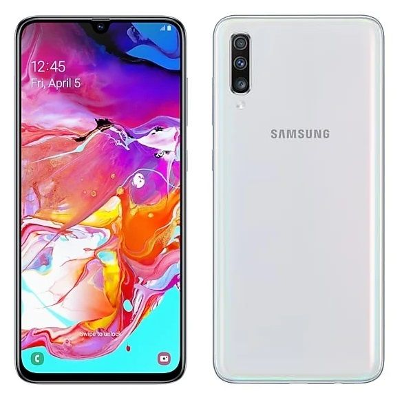 Samsung Galaxy A70 6/128Gb White