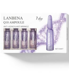 Lanbena Q10 ampoule - Набор сывороток с Коферментом Q10.(4005)