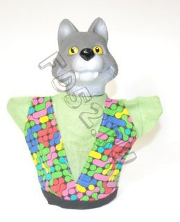 Кук.перчатка Волк