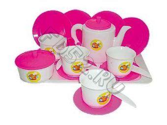 Чайный набор(Пластмассы)