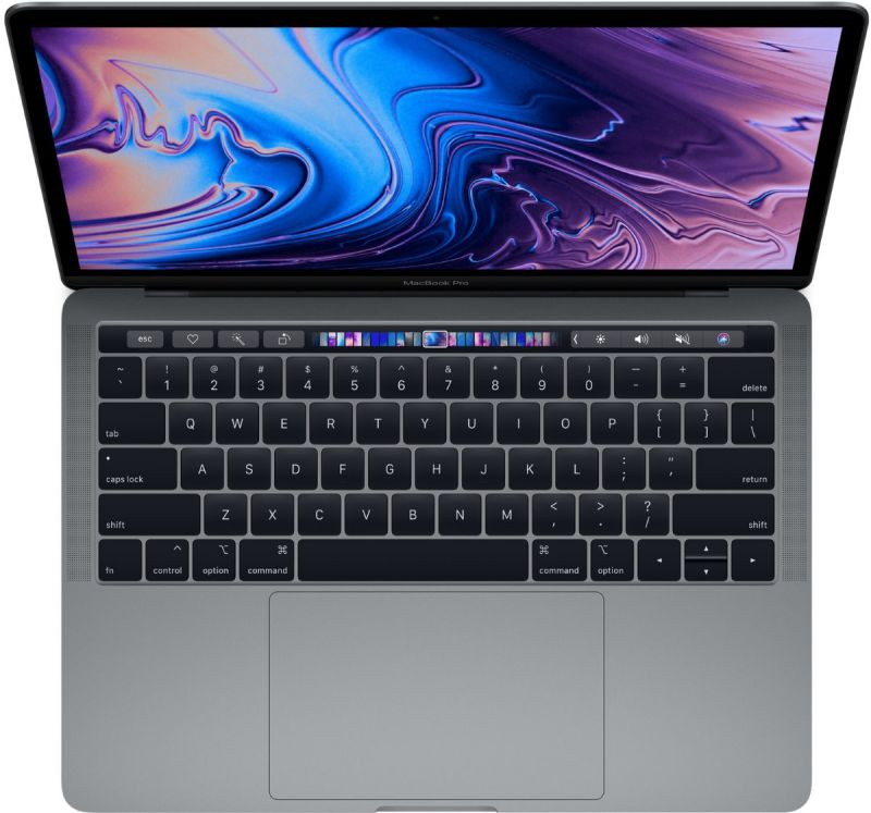 Apple MacBook Pro 13 2019 512Gb Space Gray (Z0WQ000ES)