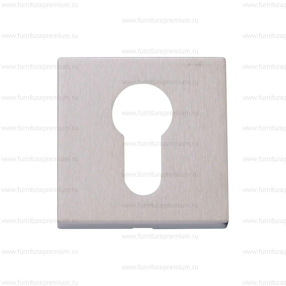 Накладка квадратная на замок с цилиндром Forme (Fadex) 50PVC