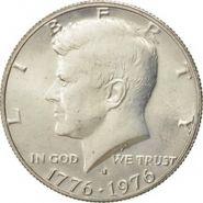 50 центов Кеннеди 1976 США UNC