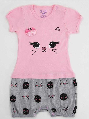 Песочник для новорожденных Bonito с мордочкой кошки