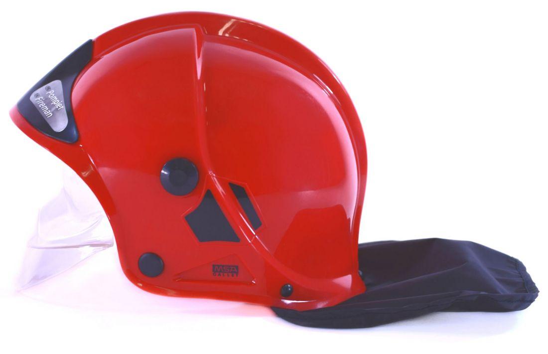 Шлем пожарного Klein 8901