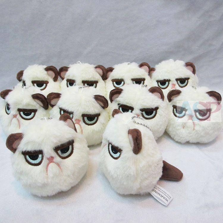 Мягкая игрушка Grumpy Cat