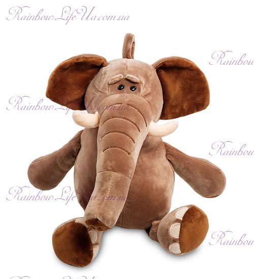 """Игрушка мягкая """"Слон с подвеской"""""""