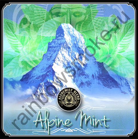 Alchemist Original Formula 350 гр - Alpine Mint (Альпийская Мята)