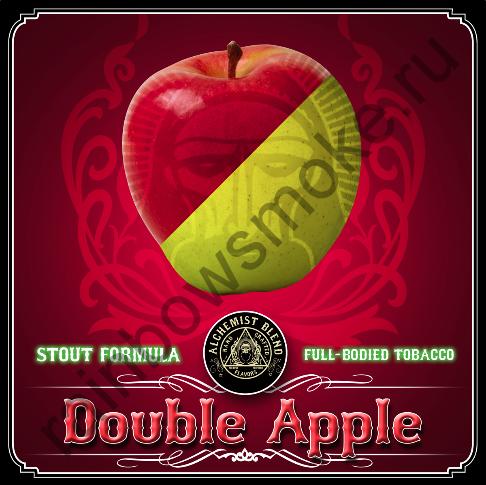 Alchemist Stout Formula 100 гр - Double Apple (Двойное Яблоко)