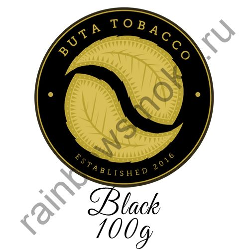 Buta Black 100 гр - Ice Maracuja (Ледяная Маракуйя)