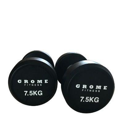 Гантельный ряд GROME DB 145 (2,5-25)