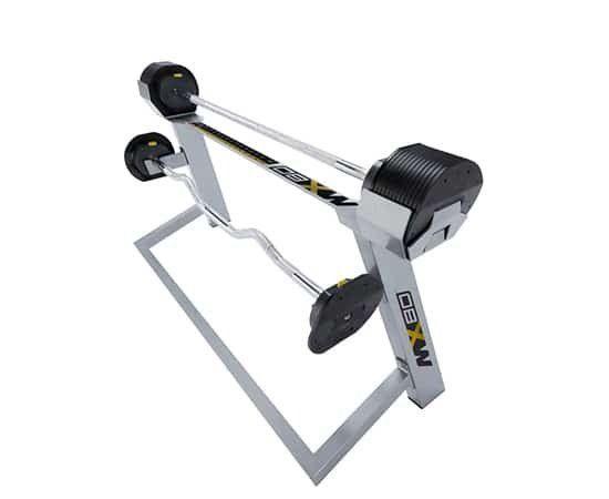 Штанга наборная MX Select MX-80, вес 9.8-36.4 кг