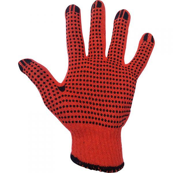 Перчатки рабочие с ПВХ покрытием
