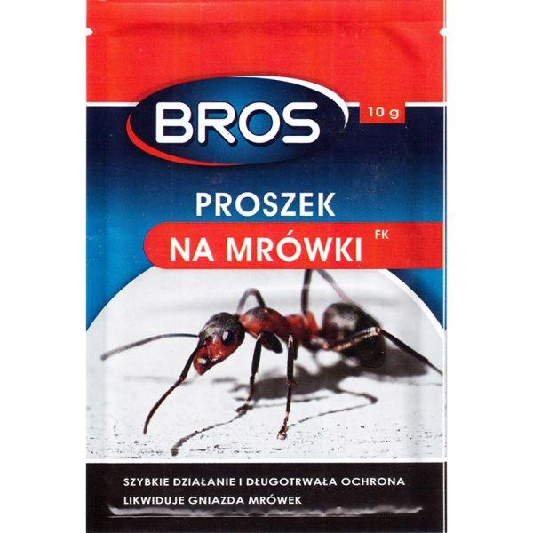 Порошок от муравьев (10 г) от BROS, Польша