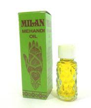"Mehandi Oil Milan Масло для сохранения рисунков мехенди ""Милан"", 4мл"