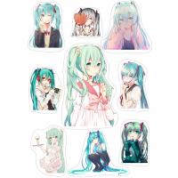 Стикеры Vocaloid