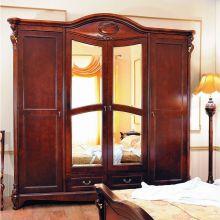 Шкаф ELIZABETH 4-дверный с зеркалами
