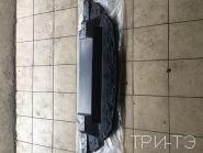 Рено Каптур защита переднего бампера