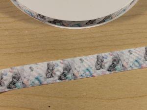Лента репсовая с рисунком, ширина 25 мм, длина 10 м, Арт. ЛР5759