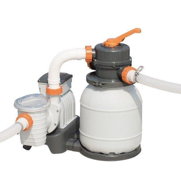 Фильтрационная установка Bestway 58499 FlowClear Песочная (7,7 м3/ч)