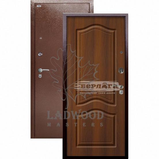 Сейф-дверь БЕРЛОГА ОПТИМА ЭТЮД